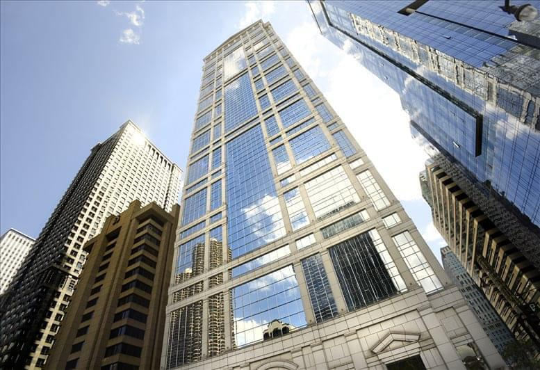 77 W. Wacker Drive available for companies in Chicago Loop