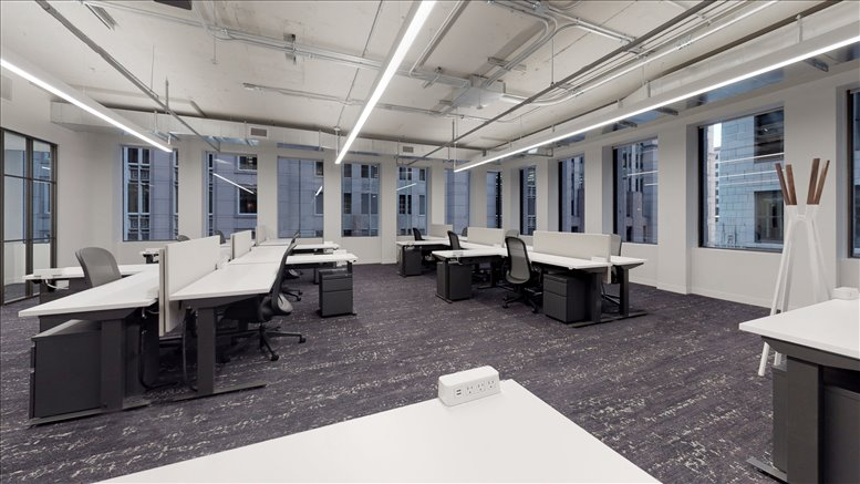 Office for Rent on 311 W Monroe St, West Loop Chicago