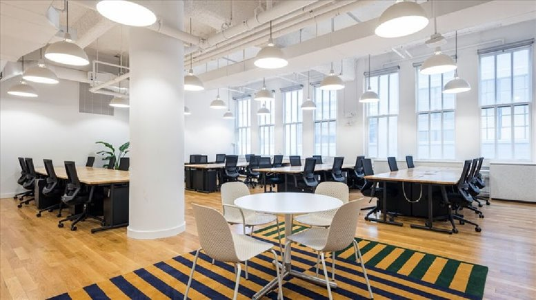 Photo of Office Space available to rent on 511 W 25th St, Chelsea, Midtown, Manhattan