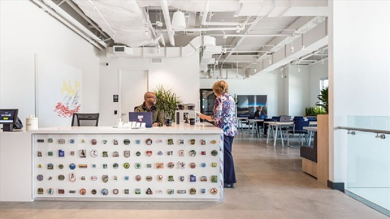 Office for Rent on Gateway 6, 460 West 50 North Salt Lake City