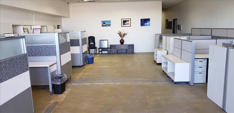 This is a photo of the office space available to rent on 1005 E Pescadero Ave