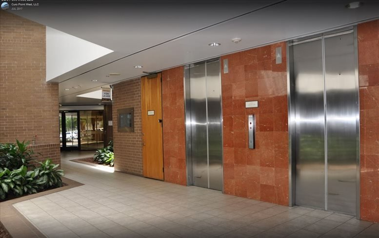 This is a photo of the office space available to rent on The Point West Building, 10101 Harwin Dr, Sharpstown