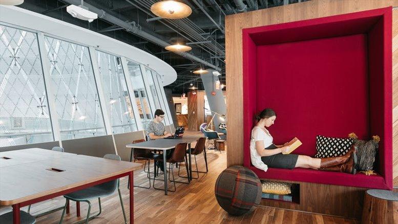 166 Geary St, Tenderloin Office Space - San Francisco