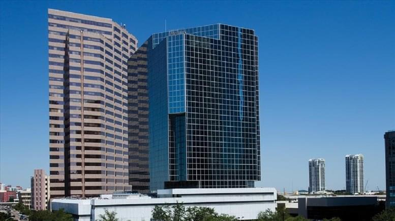 501 East Kennedy, 501 E Kennedy Blvd, Downtown Office Space - Tampa