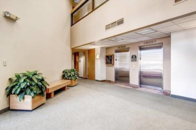 This is a photo of the office space available to rent on Kennedy Center Office Campus, 10200 E Girard Ave, Hampden