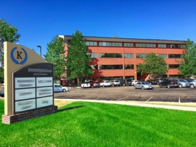 Kennedy Center Office Campus, 10200 E Girard Ave, Hampden Office Space - Denver