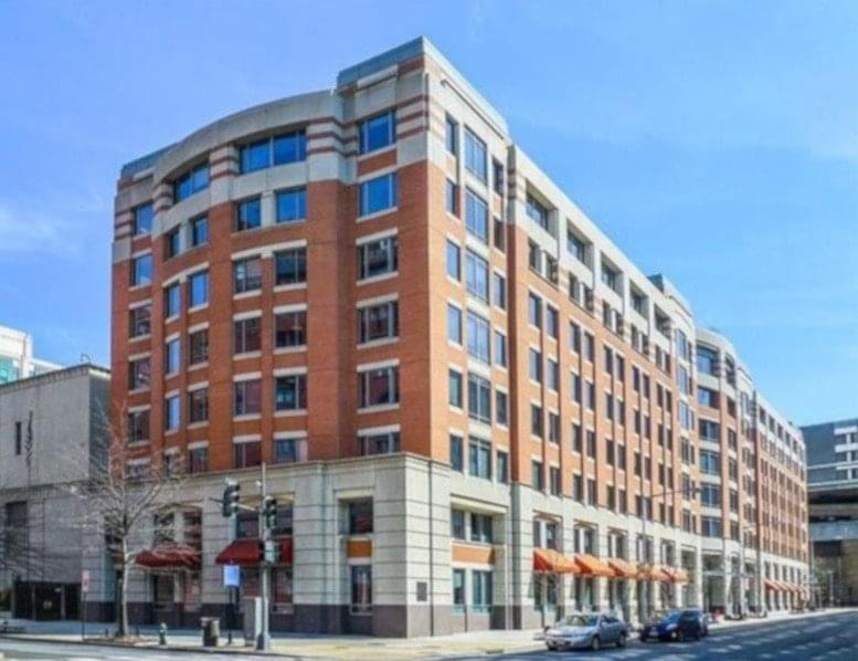 10 G Street NE, Capitol Hill Office Space - Washington DC