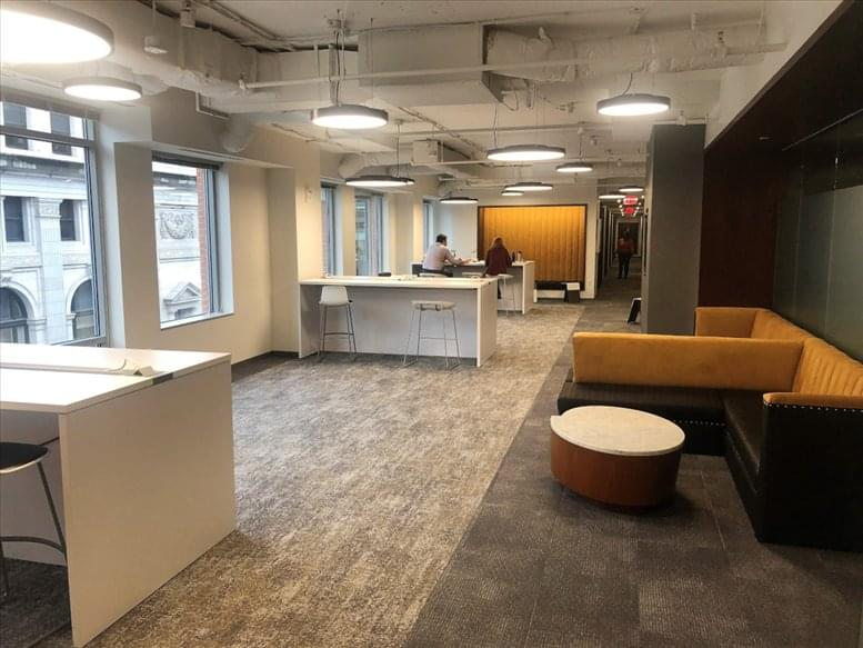 10 G Street NE, Capitol Hill Office for Rent in Washington DC