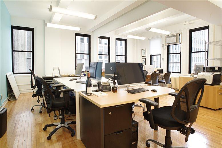 110 West 40th St, Bryant Park, Garment District, Midtown Office Space - Manhattan