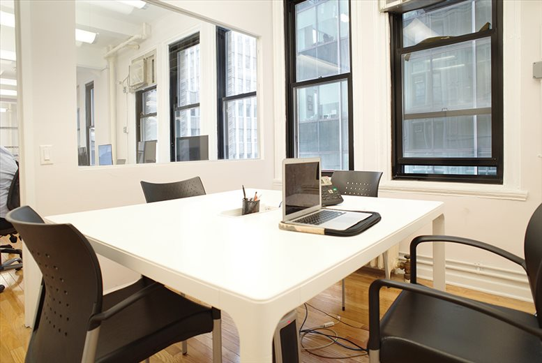 Photo of Office Space on 110 West 40th St, Bryant Park, Garment District, Midtown Manhattan