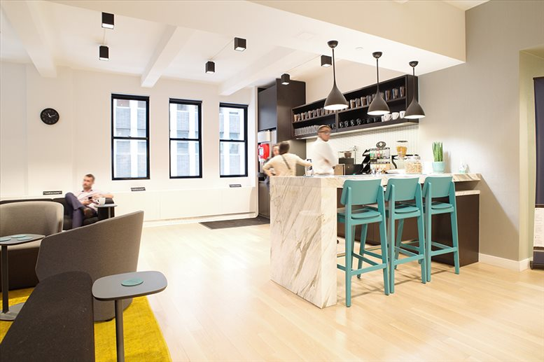 110 West 40th St, Bryant Park, Garment District, Midtown Office for Rent in Manhattan
