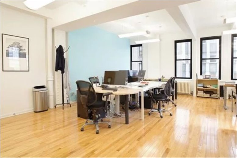 Office for Rent on 110 West 40th St, Bryant Park, Garment District, Midtown Manhattan