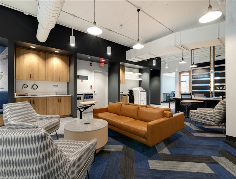 651 E. 4th Street Office Space - Chattanooga