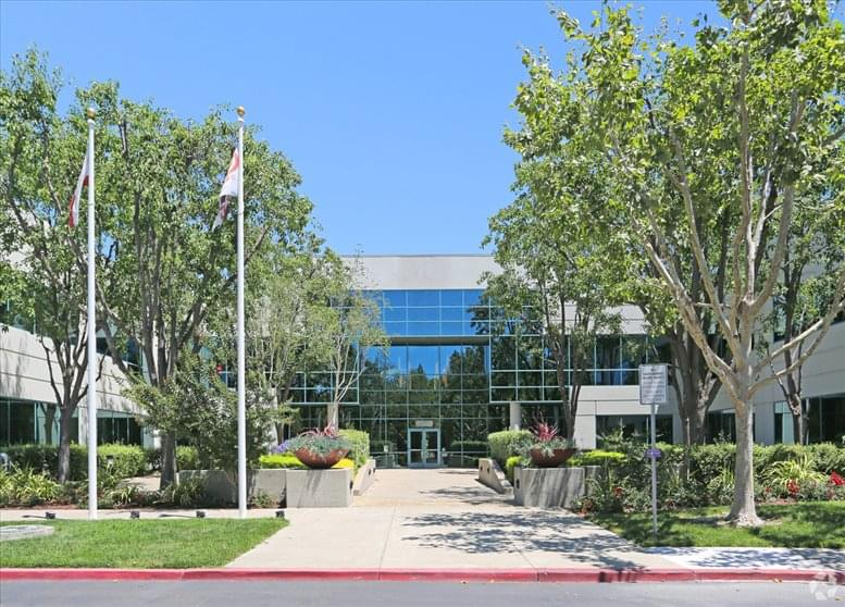 4125 Hopyard Road available for companies in Pleasanton