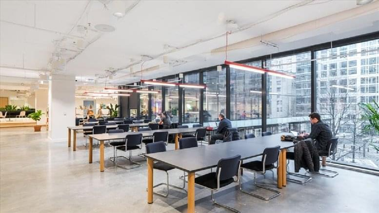 Office for Rent on Midtown Center, 1100 15th St NW, East End, Downtown Washington DC