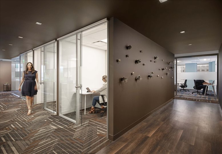 Photo of Office Space on Park Tower, 400 N Tampa St, 15th Fl, Uptown Tampa