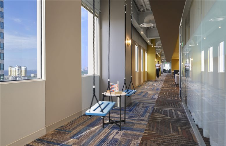 Office for Rent on Park Tower, 400 N Tampa St, 15th Fl, Uptown Tampa