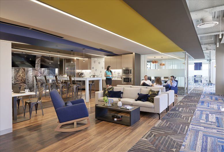 This is a photo of the office space available to rent on Park Tower, 400 N Tampa St, 15th Fl, Uptown