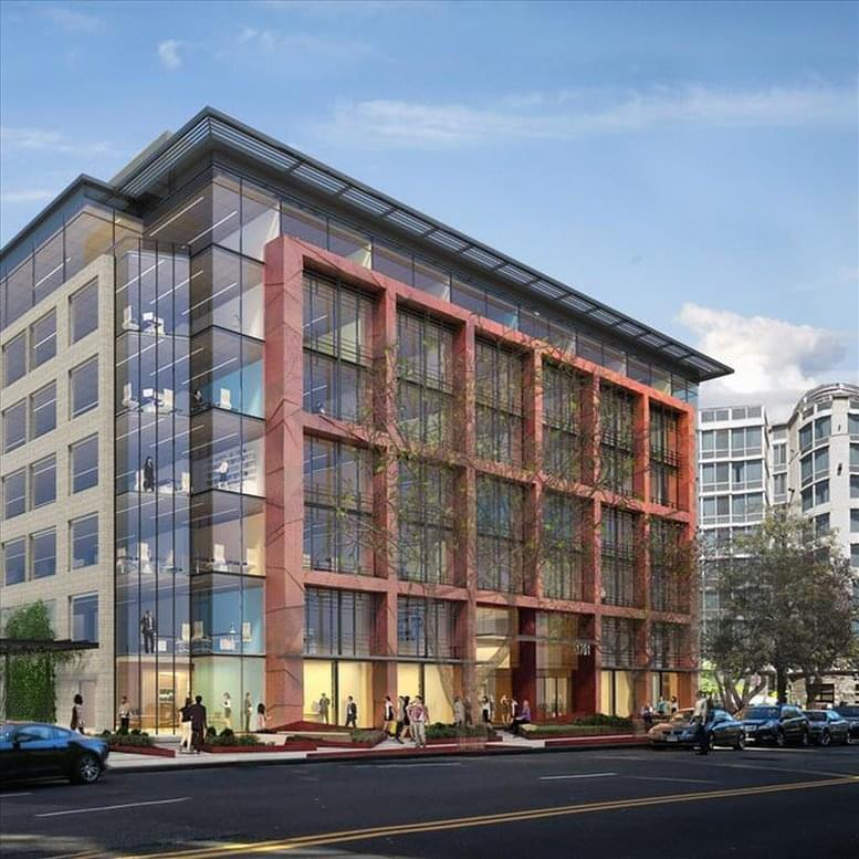 Picture of 1701 Rhode Island Ave NW, Dupont Circle Office Space available in Washington DC