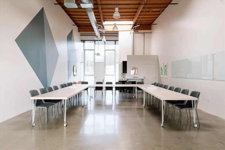 This is a photo of the office space available to rent on 10317 Jefferson Blvd, Jefferson