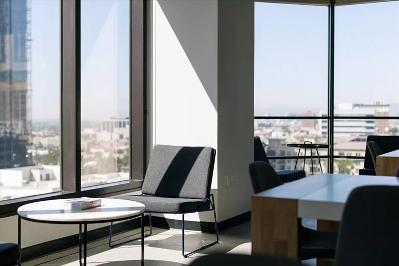 Photo of Office Space available to rent on EY Plaza, 725 South Figueroa St, Los Angeles