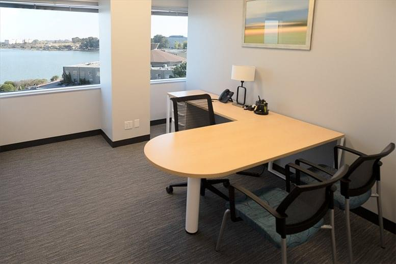 1350 Old Bayshore Hwy., Ste. 520 Office Space - Burlingame