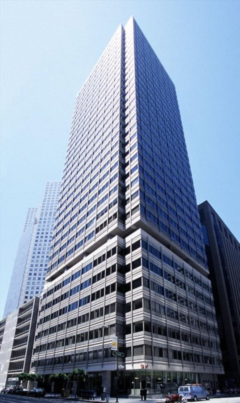 100 Pine Street Financial District Office Space - San Francisco