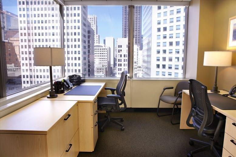 Photo of Office Space on 100 Pine Street Financial District San Francisco