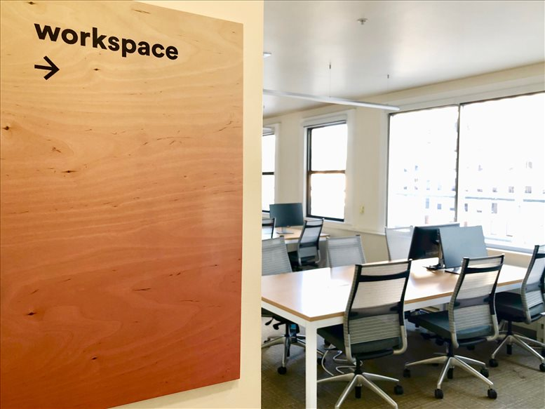 400 Montgomery Street, Financial District Office for Rent in San Francisco
