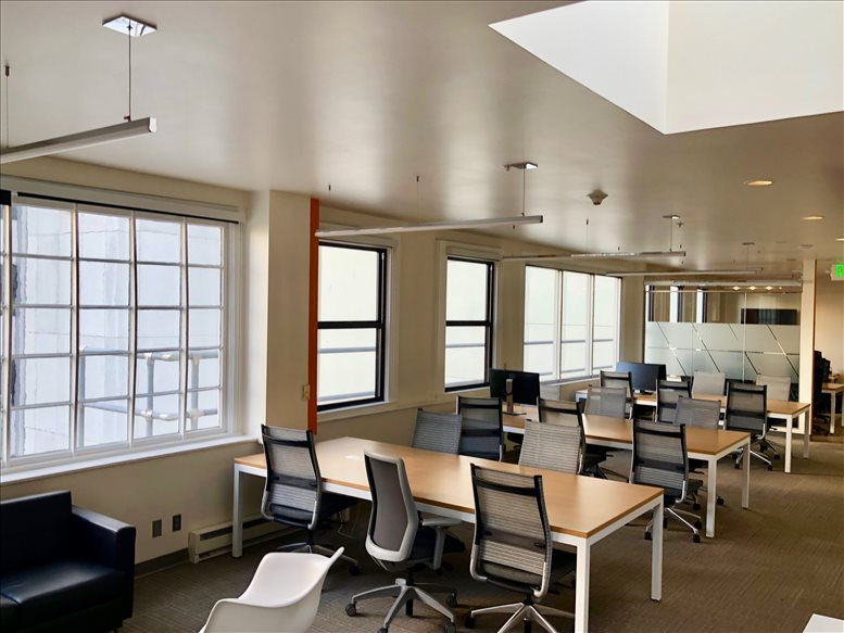 Office for Rent on 400 Montgomery Street, Financial District San Francisco