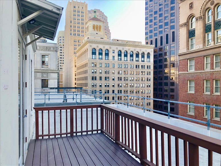 This is a photo of the office space available to rent on 400 Montgomery Street, Financial District