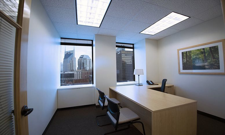 Photo of Office Space on UBS Tower, 315 Deaderick St, Downtown Nashville