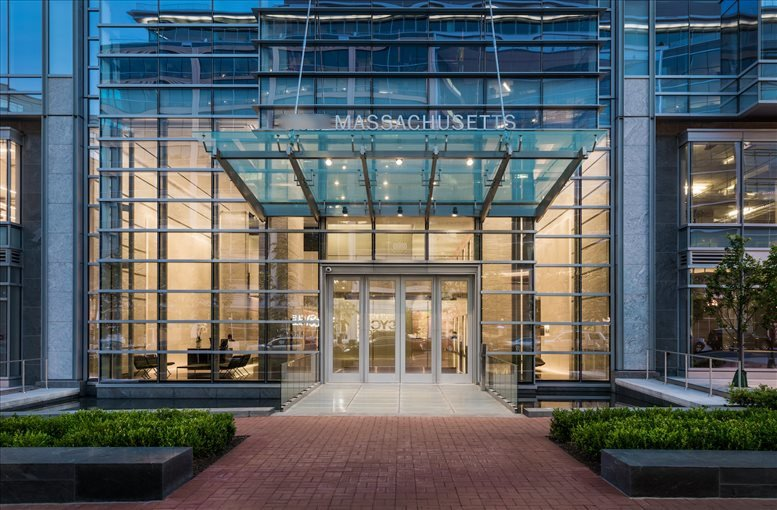 600 Massachusetts Ave. NW, Suite 250 Office Space - Washington DC