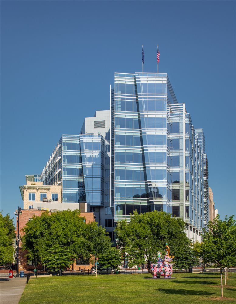 Photo of Office Space available to rent on 600 Massachusetts Ave. NW, Washington DC