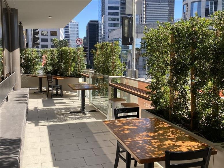 This is a photo of the office space available to rent on 1001 Wilshire Boulevard