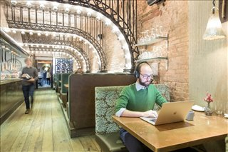Photo of Office Space on KettleSpace @ Merakia, 5 W 21st St, Flatiron , Midtown Manhattan