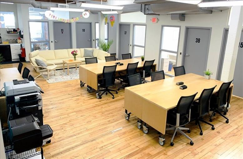 Photo of Office Space on 68 Harrison Ave, 6th Floor Boston