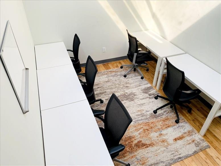 This is a photo of the office space available to rent on 68 Harrison Ave, 6th Floor
