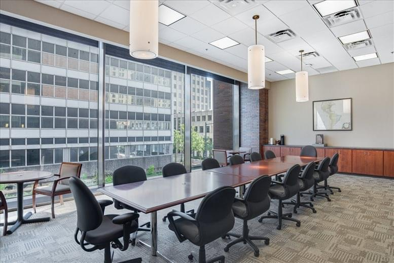 This is a photo of the office space available to rent on 400 Texas Street