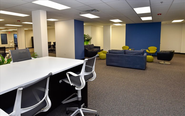This is a photo of the office space available to rent on 100 Cummings Center, Suite 109-D