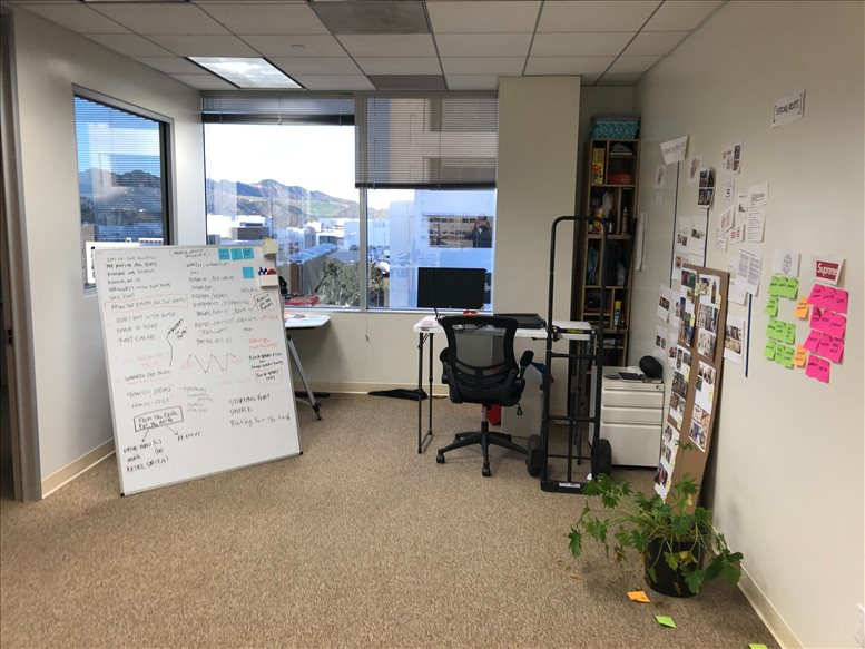 600 N. Brand Blvd., #520 Office Images