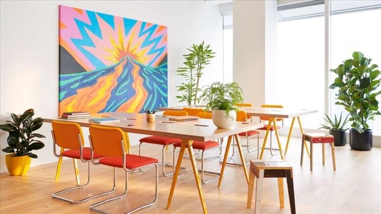 Photo of Office Space on 200 Berkeley Street Boston