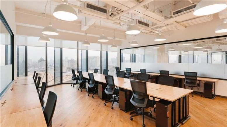 200 Berkeley Street Office for Rent in Boston