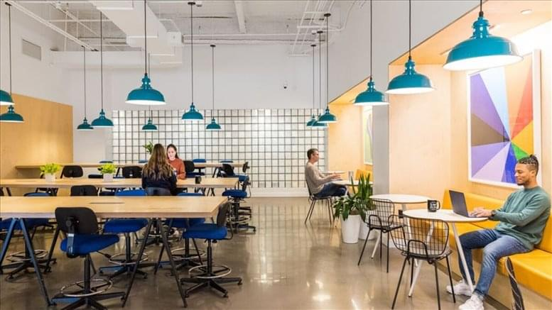77 Sleeper Street Office Space - Boston