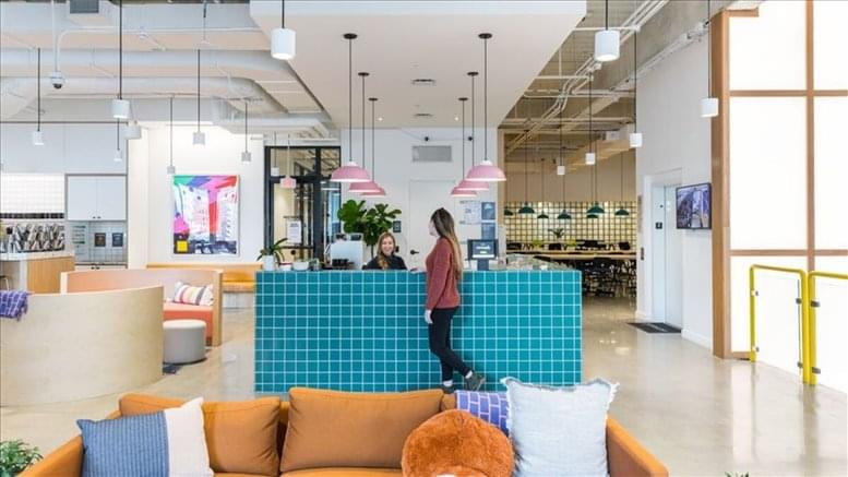 Photo of Office Space on 77 Sleeper Street Boston