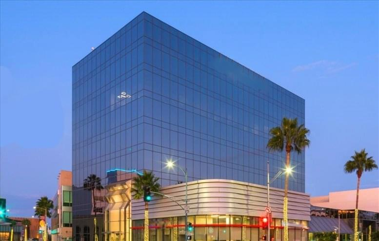 9440 Santa Monica Boulevard available for companies in Beverly Hills