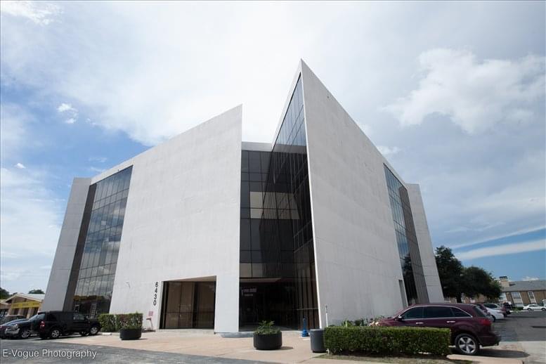 Richmond Tower, 6430 Richmond Ave Office Space - Houston