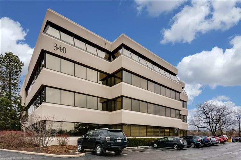 340 W Butterfield Road Office Space - Elmhurst