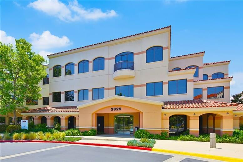 Westlake Plaza Center available for companies in Westlake Village