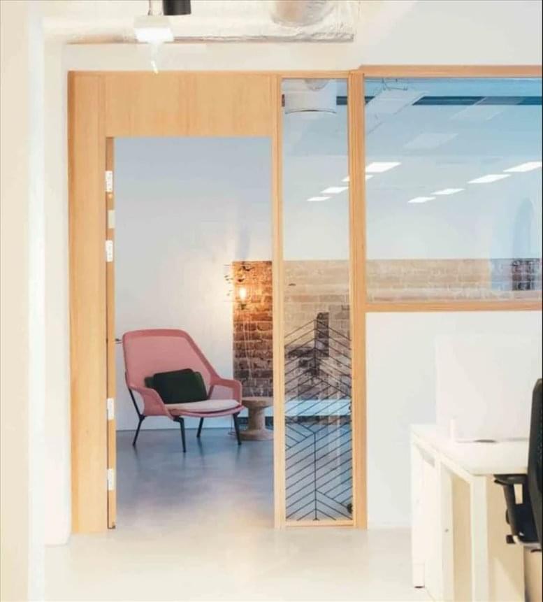Photo of Office Space on Downtown Greenstreet, 1201 Fannin Street Houston
